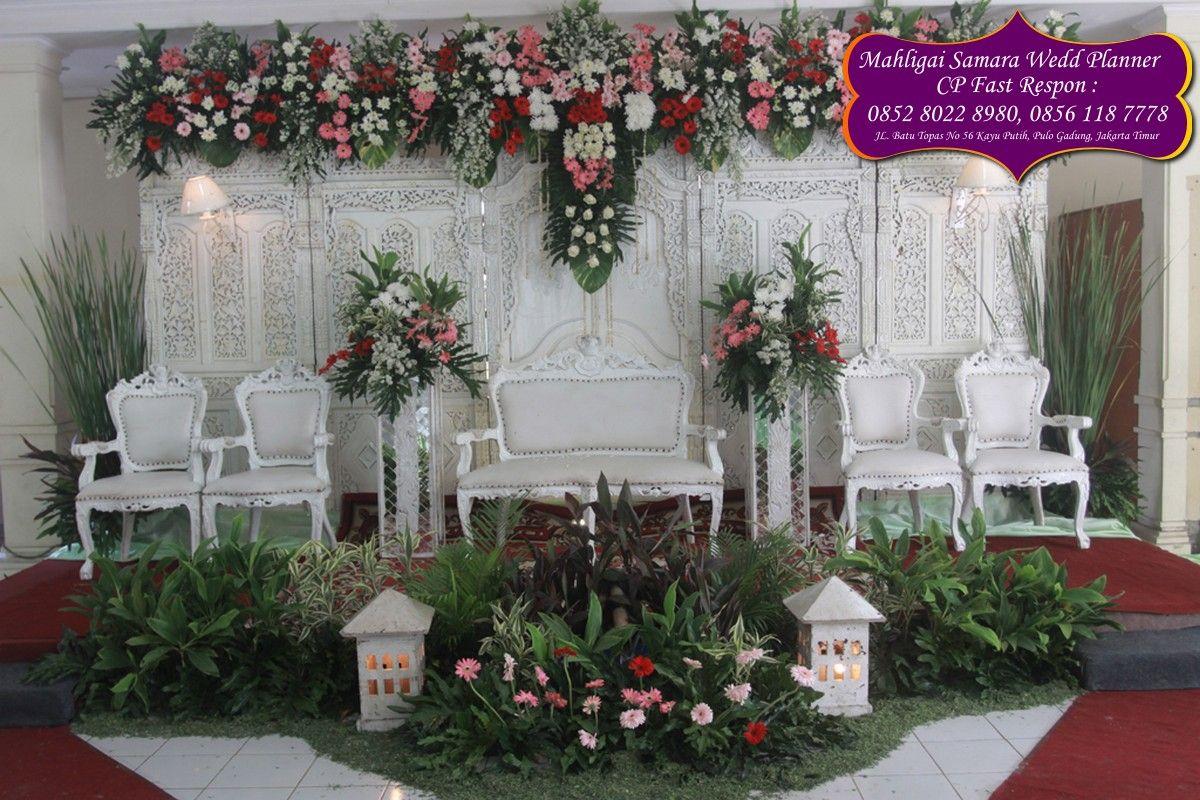 Dekorasi Pernikahan Di Rumah Seperti Di Gedung