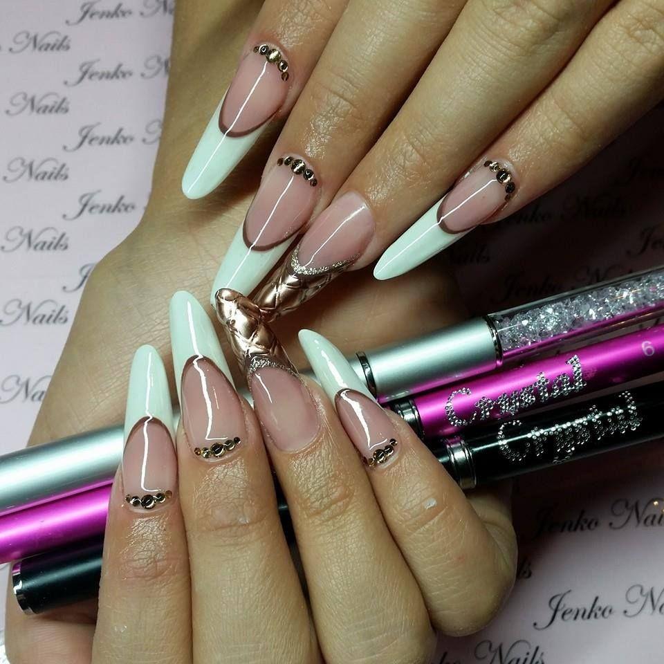 Beeindruckend Gelnägel Muster Galerie Von #nails #crystalnails #nägel #colorgel #nagelstudio #nailart #muster
