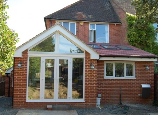 Best Gable End Glazed Extension Google Search Kitchen Diner 400 x 300