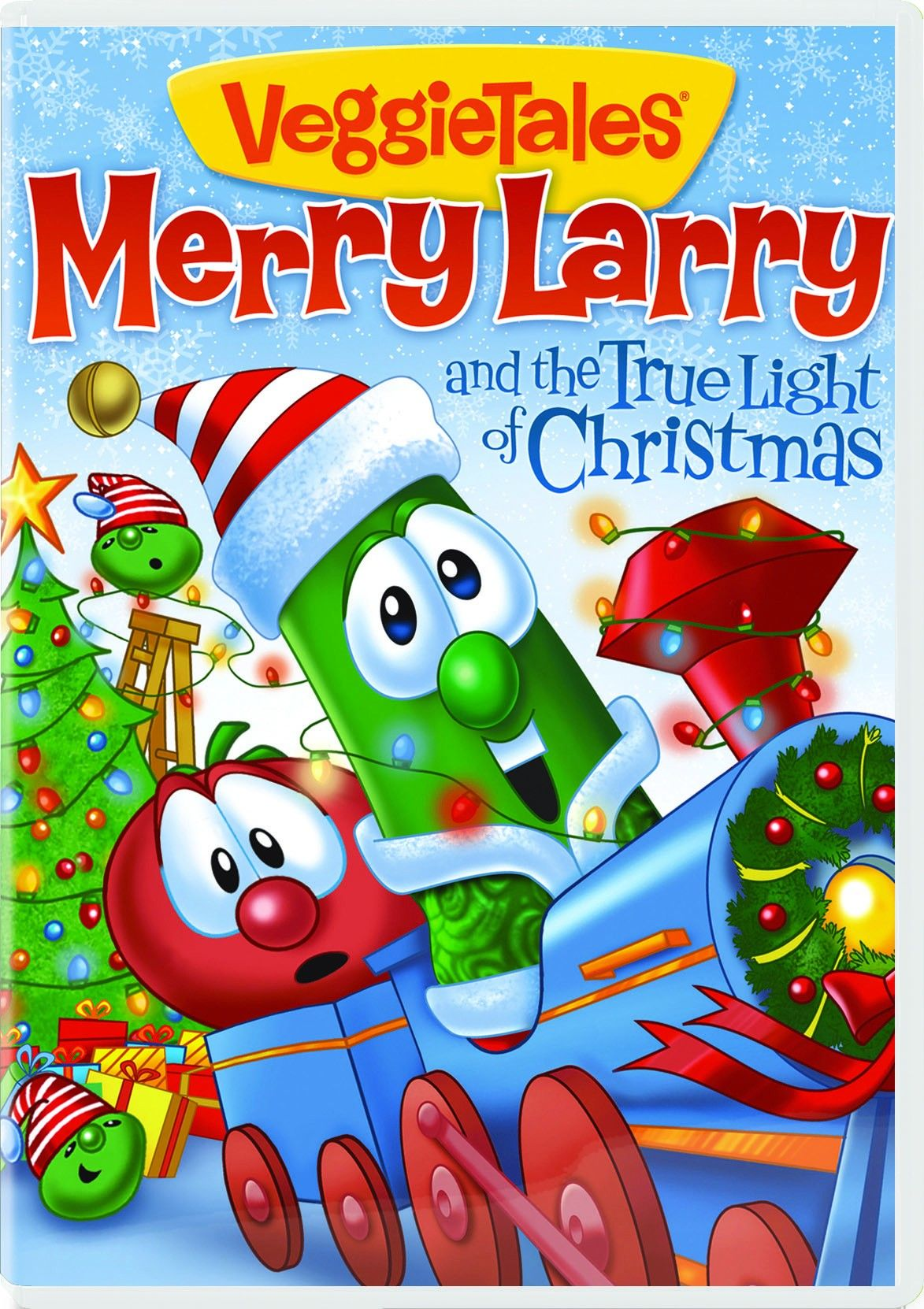 VeggieTales Review: Merry Larry and the True Light of Christmas ...
