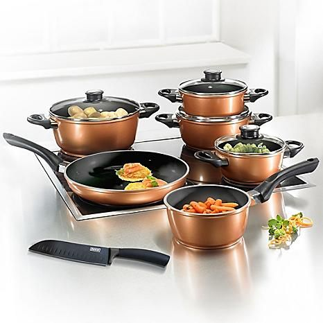 Pans with ceramic coating | buy online at