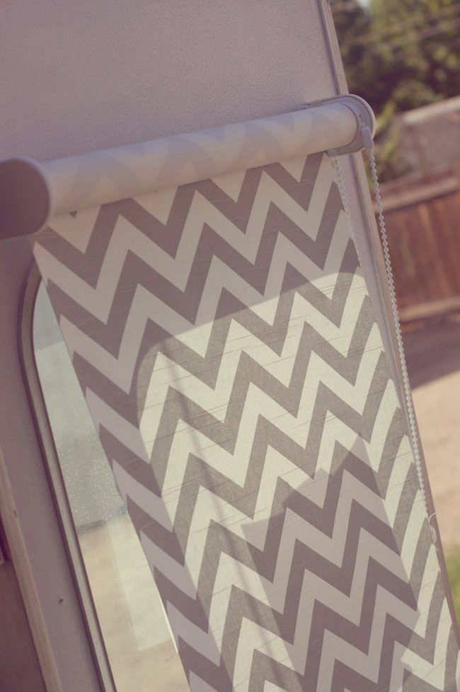 Window coverings from select blinds= cool blog showing redo