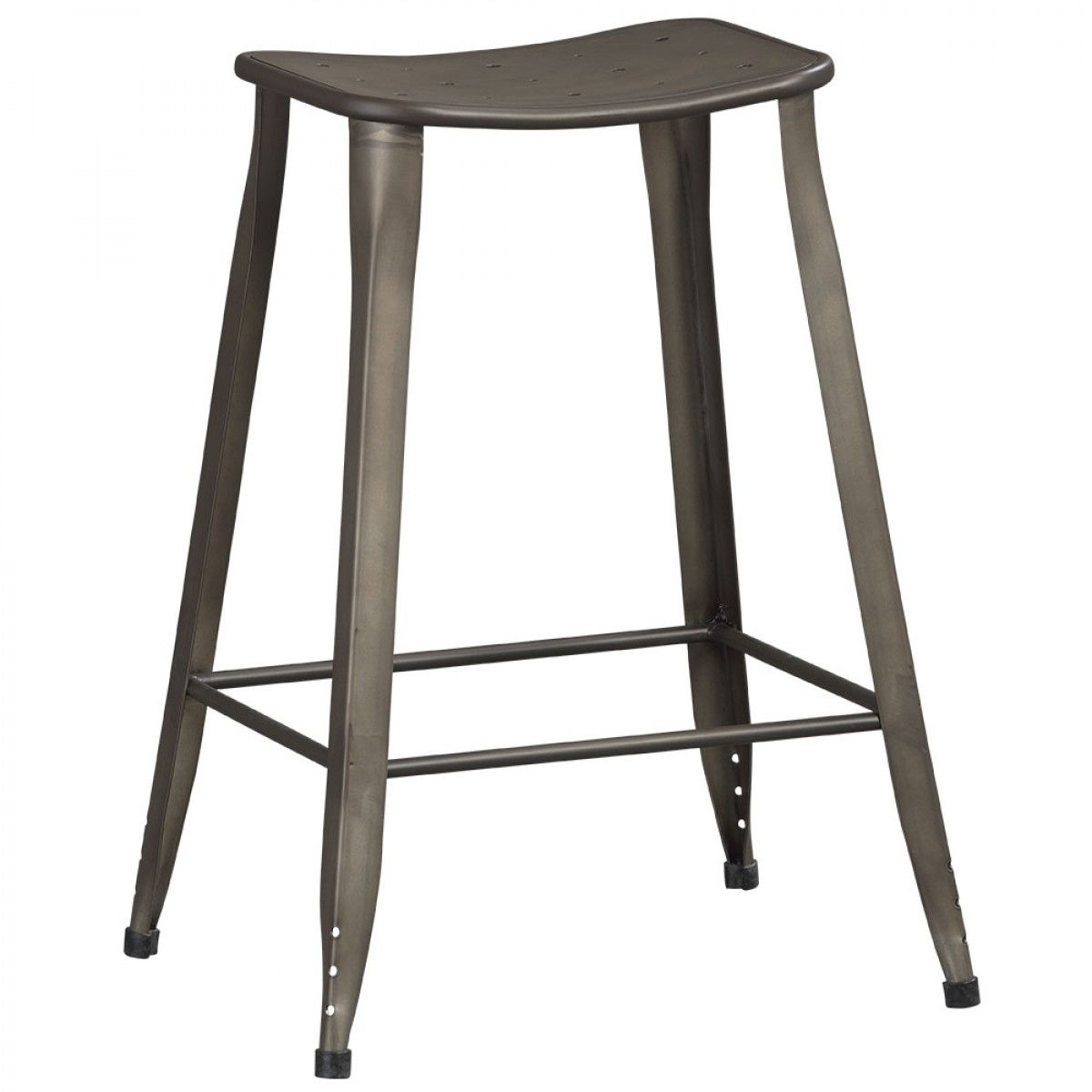 Tailor Stool Copper Finish - Chairs & Barstools - Dining | Kitchen ...