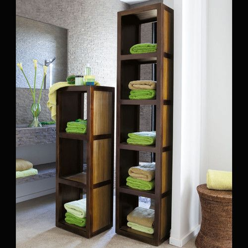Colonne 180cm Bamboo Maisons Du Monde Mobilier De Salon Maison Maison Du Monde
