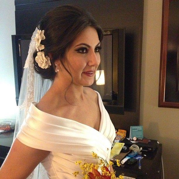 Penteado para noivas (:
