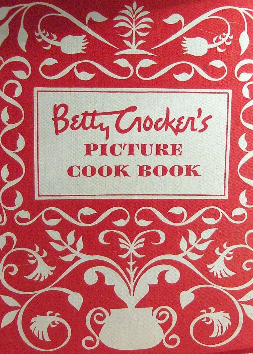 betty crocker s picture cook book 1950 s mom s favorite cookbook recipes