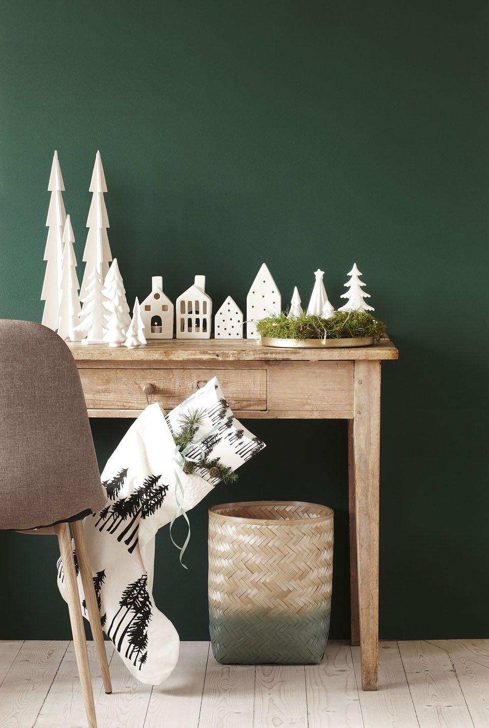 Design scandinave à mini prix (avec images) Deco noel