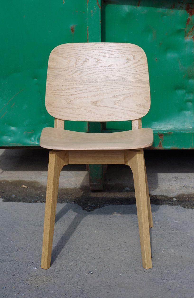 Claesson Koivisto Rune Rohsska Chair For Swedish Design Museum Modern Wooden Chair Scandinavian Dining Chairs Chair Design