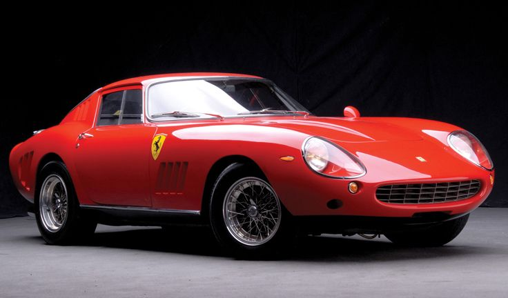 top-10-cars-of-the-1960s-ferrari-275-gtb | 60's | Pinterest ...