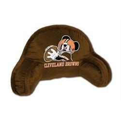 Cleveland Browns Bed Rest Pillow Bedrest  2d47da8ad