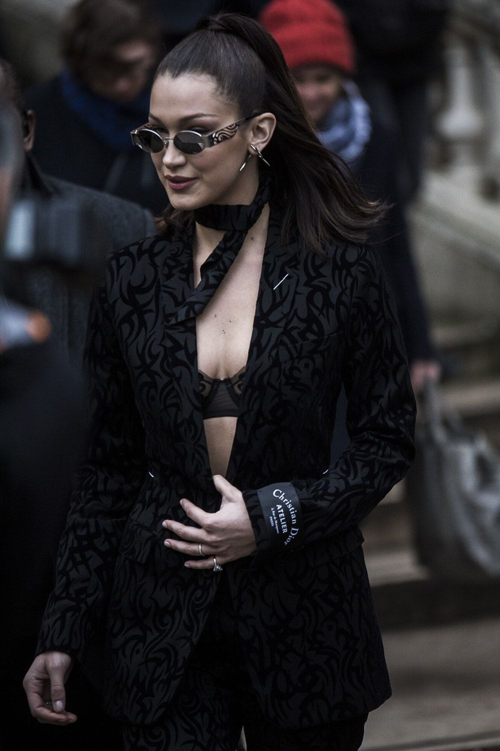 ca99723f68f Here s the Best Street Style From Day 4 of Paris Fashion Week Fall ...
