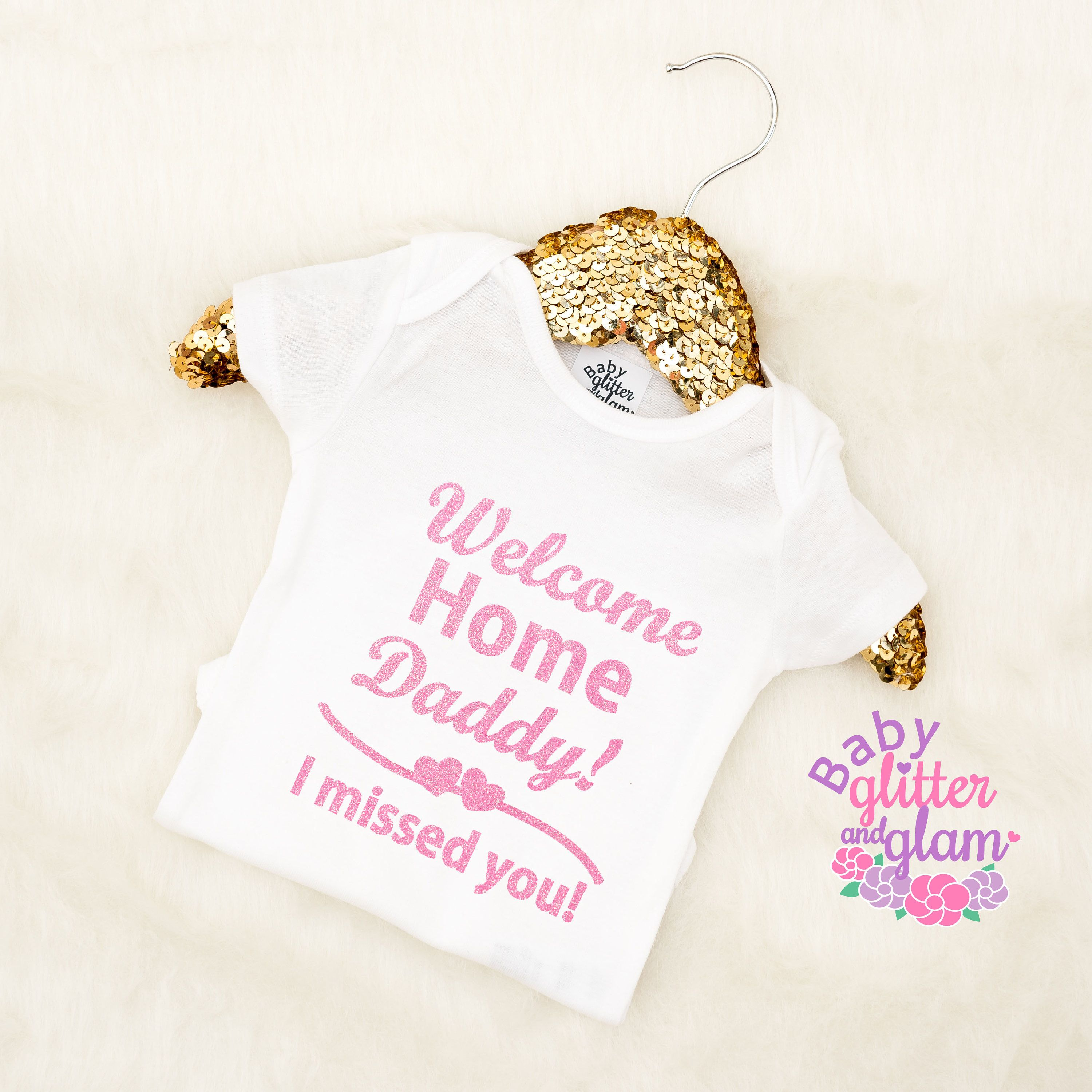 Daddy\'s Homecoming, Welcome Home Daddy Shirt, Daddy Comes Home ...