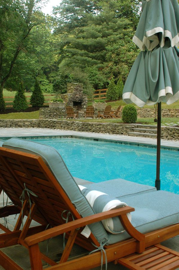 Swimming Pools @ Sisson Landscapes