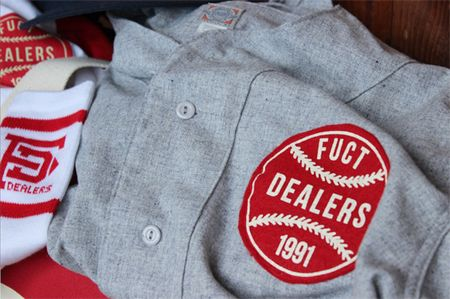 """FUCT """"FUCT Dealers"""" Fall 13 Capsule Collection"""