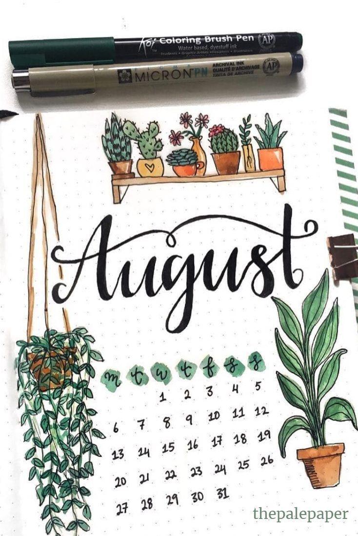 garden care schedule bullet journal bujo planner ideas for weekly spreads studygram study gram callig