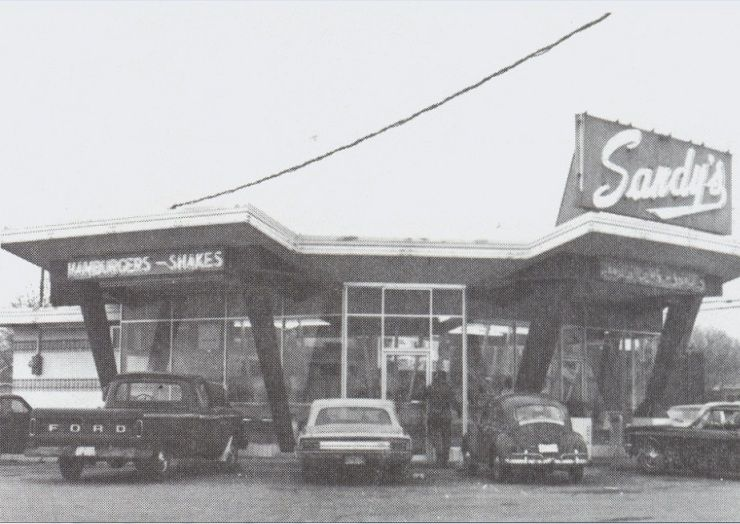 Image Detail For Sandy S Marion Indiana Hamburgers Drive In Sandys