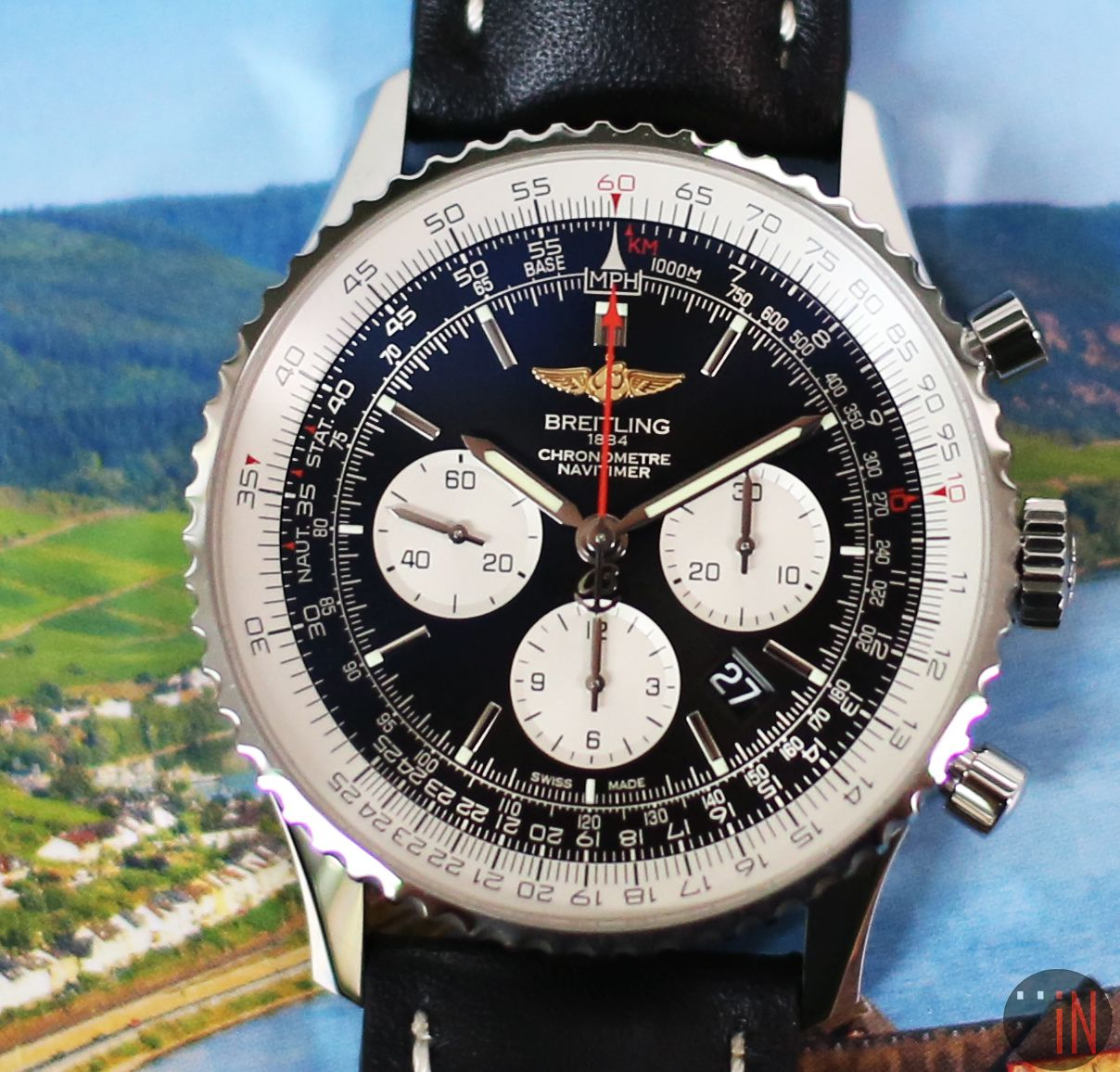 0a3991aafa4 Pin by Element iN Time Watches on Breitling Watches