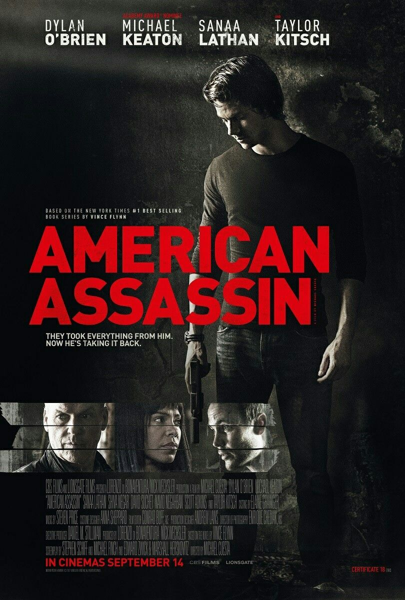 American assassin movie poster movieposters top movies
