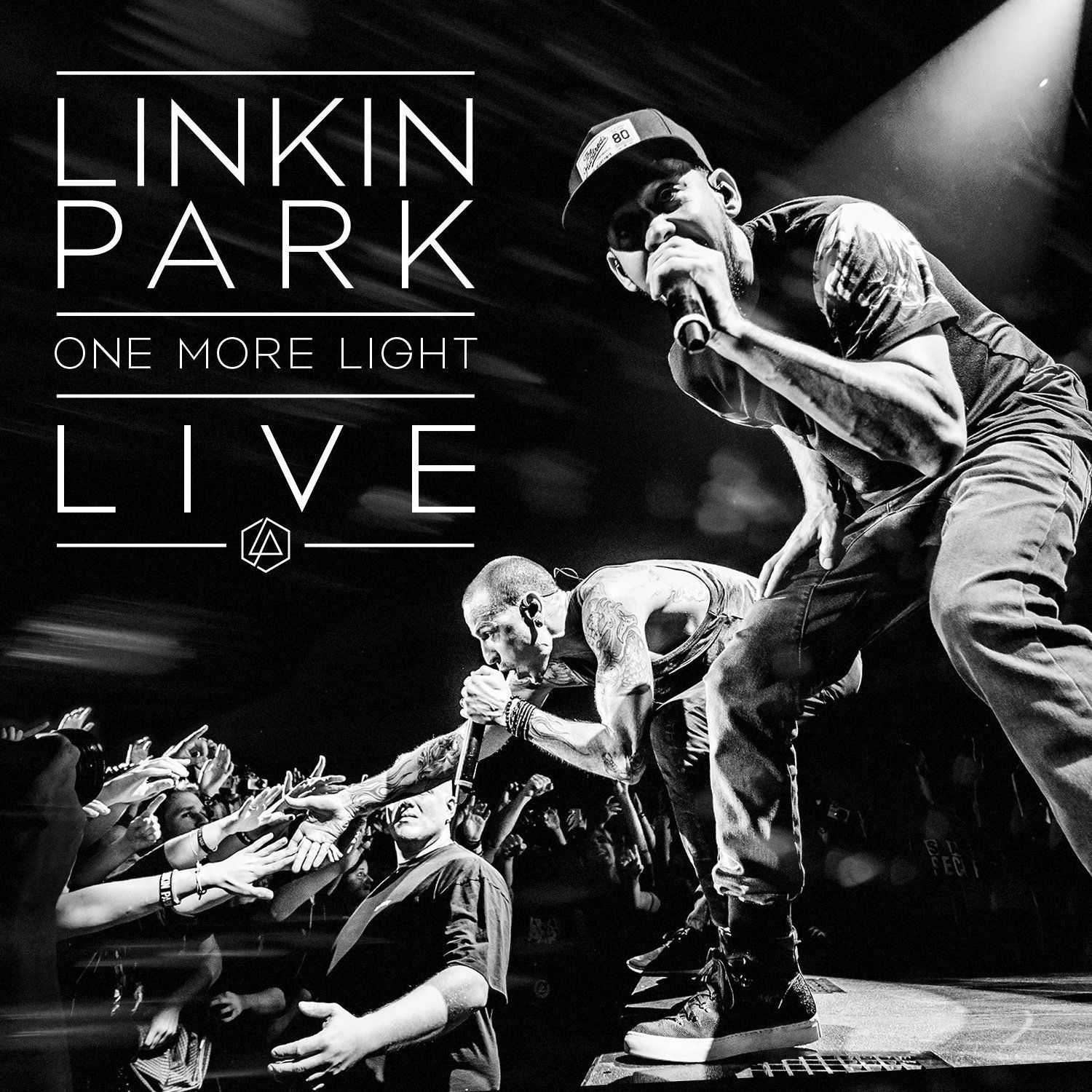 New Album Releases One More Night Live Linkin Park Linkin Park Linkin Park Chester Live Concert