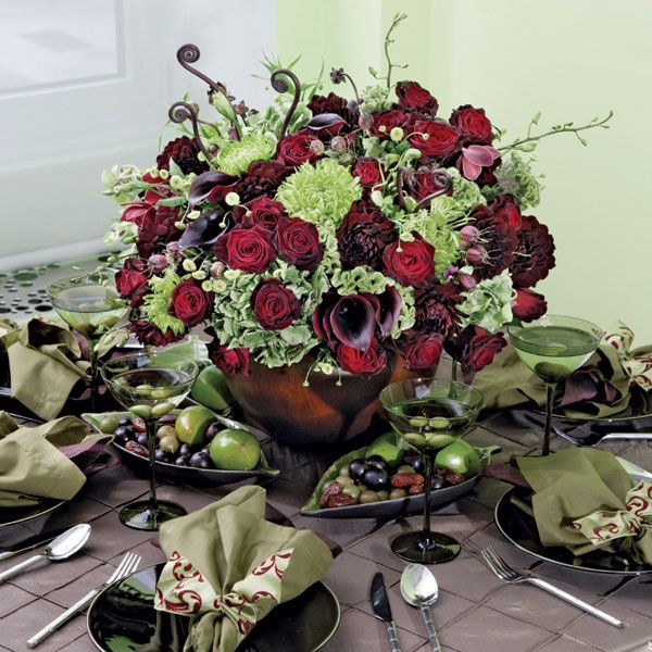 Planning Our Big Day Centerpieces And Wedding Colors: 100 Ideas For Fall Weddings