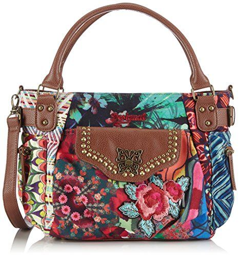 free delivery incredible prices factory price Desigual Mcbee Yamileth Woman Woven Across Body Bag, Nantes ...