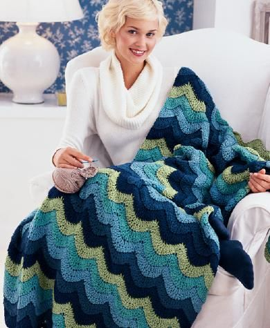 Aran Crochet Throw Christmas Crafts Free Knitting Patterns