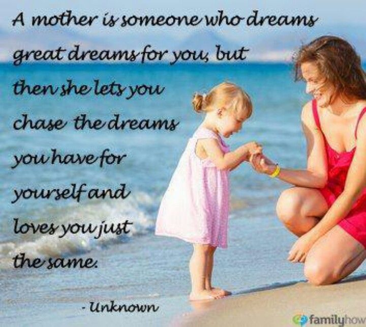 Mother S Dream Love Pinterest Mother Quotes Mothers Love And Mom