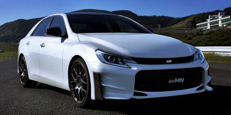 Toyota Mark X 2019 Review and Engine Specs - In August ...