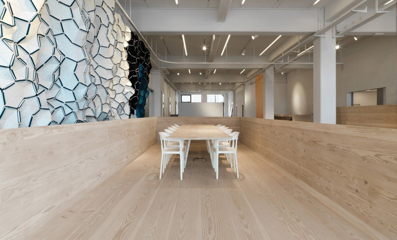 Timberland Wood Floors Amsterdam
