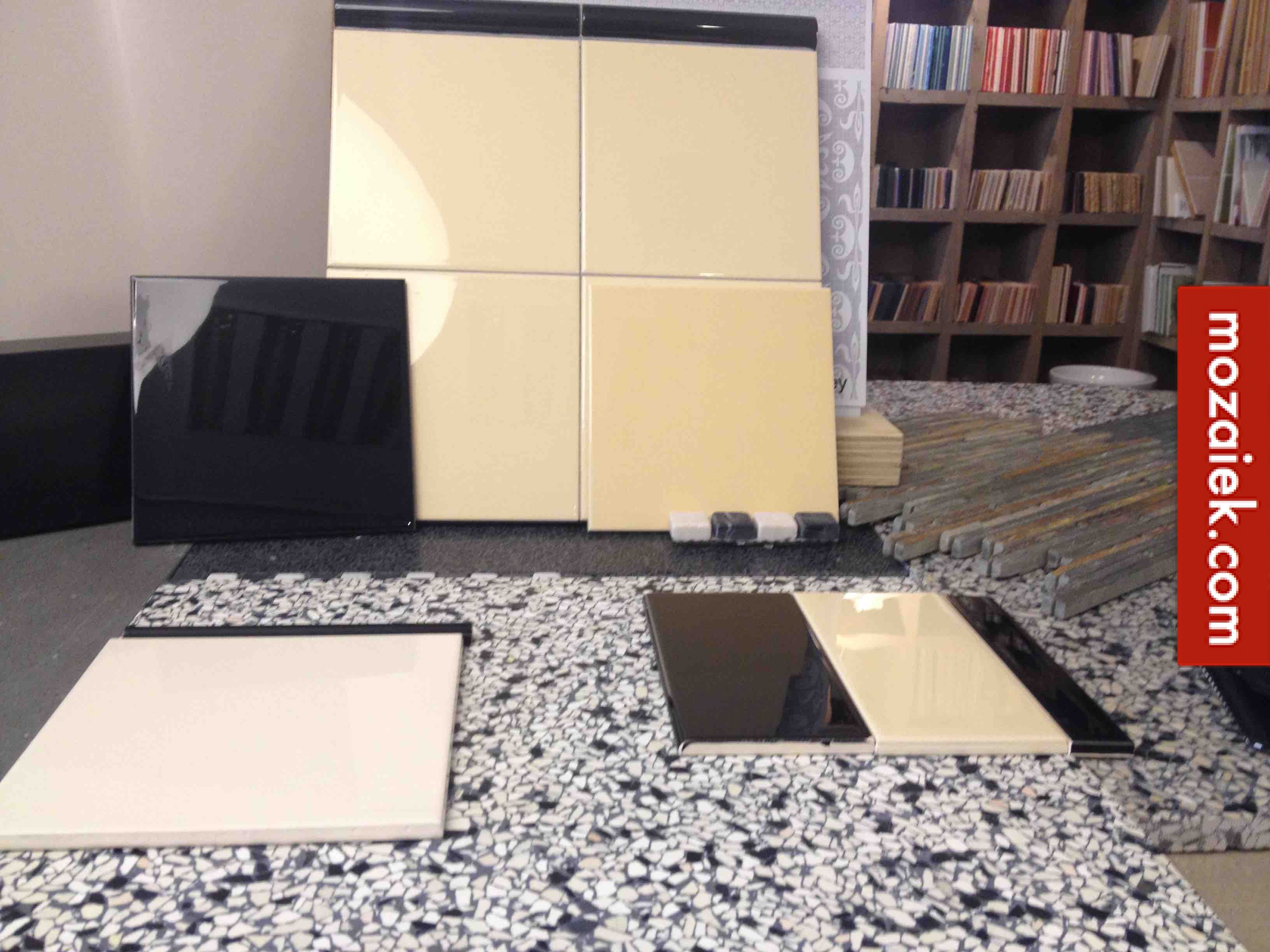 Keuken Tegels Mozaiek : Piet zwart keuken bruynzeel aanbieding euro voor tegels