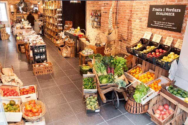 I Love Food, tu tienda ecológica en Barcelona.   ideas tienda ...