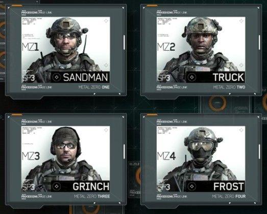 Image - Sandman infobox image MW3.png | Call of Duty Wiki | Fandom ...