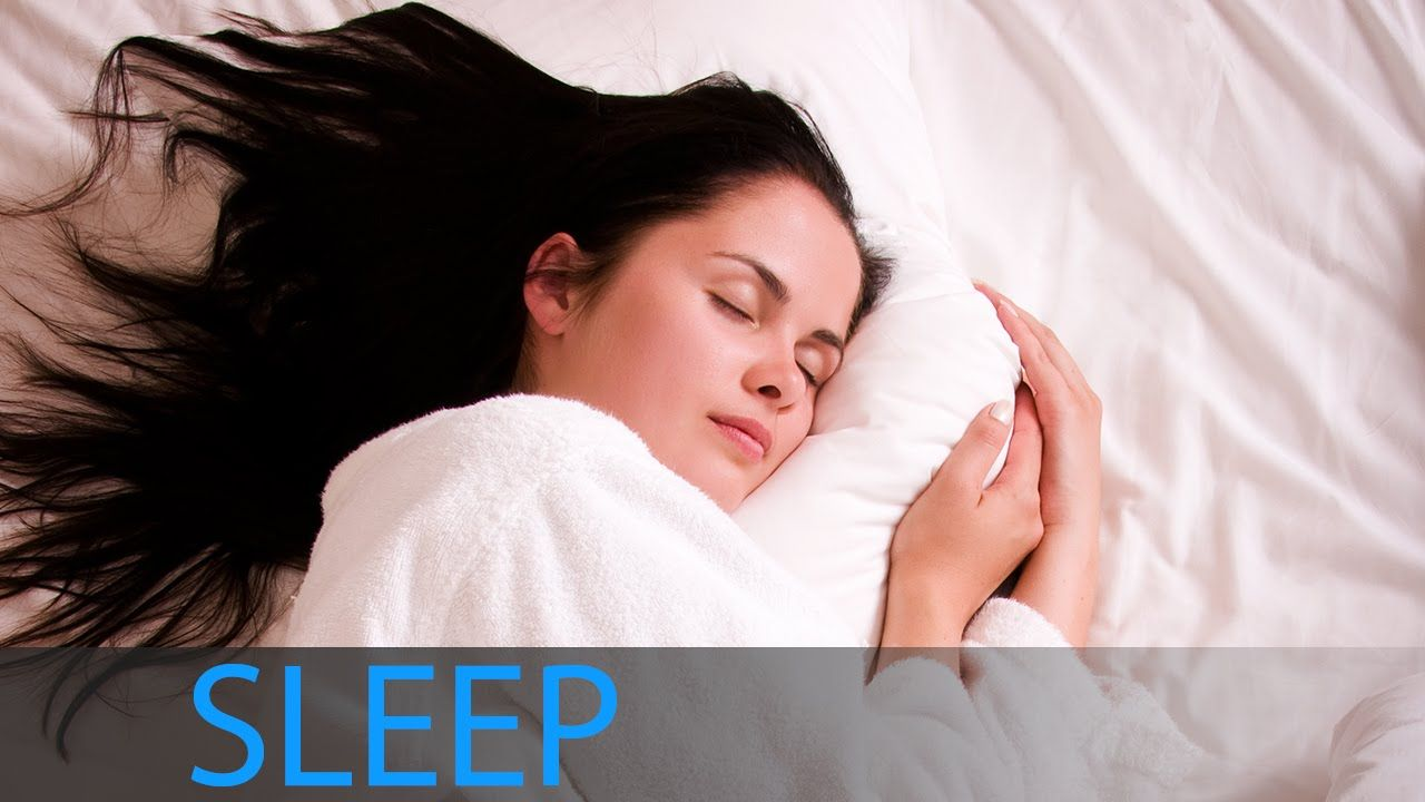 Brilliant Blue 8 Hour Deep Sleep Music Delta Waves Calming