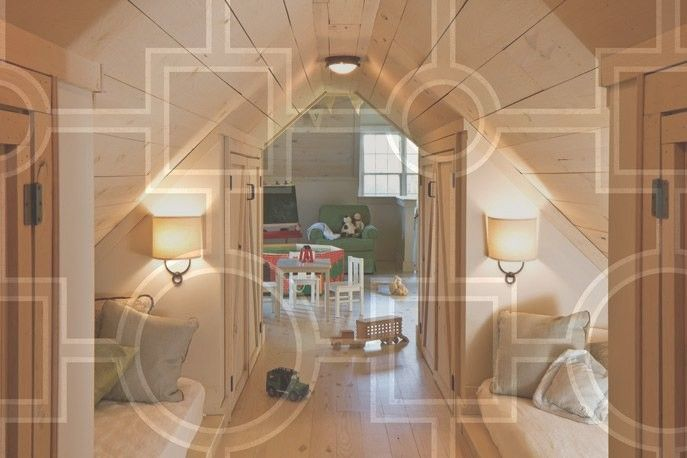 9 Cheap And Easy Diy Ideas Attic Layout Exposed Beams attic