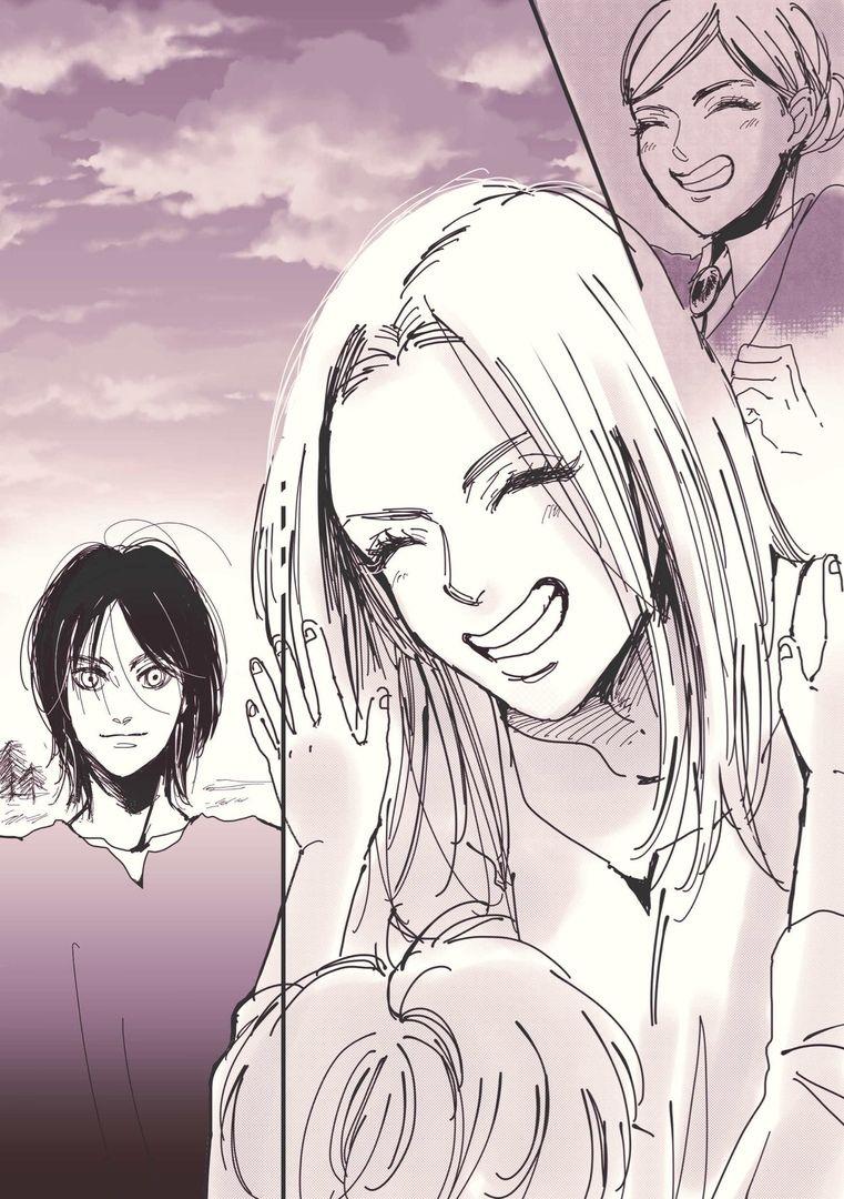 Eren Historia クリスタ, アニメ, ソードアートオンライン