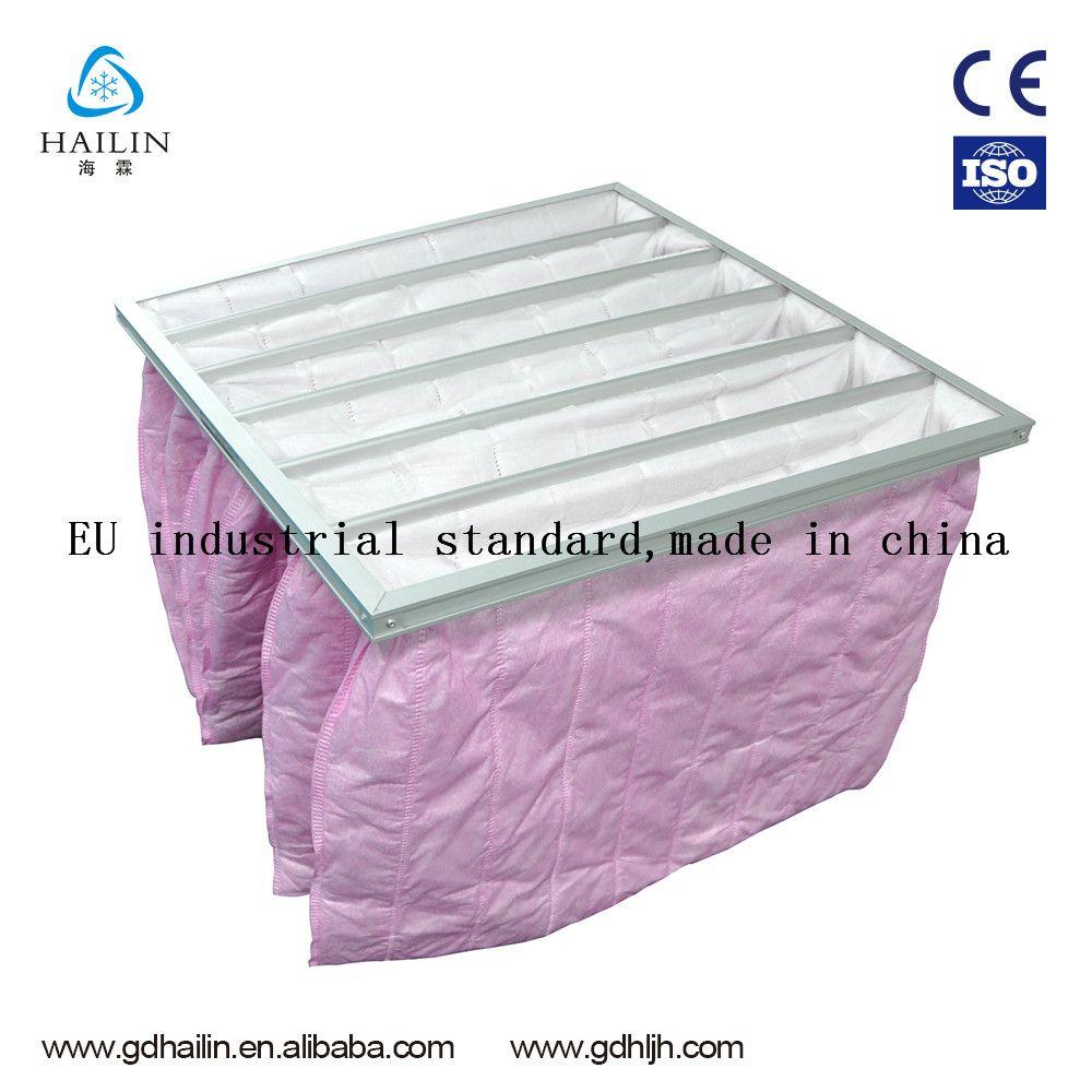 china bag air filter suppier