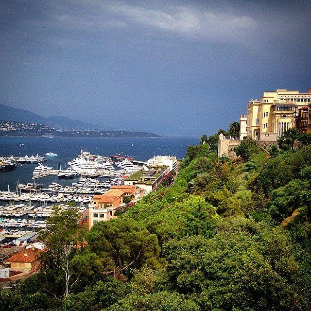 #Rocher by sunnywishenka from #Montecarlo #Monaco