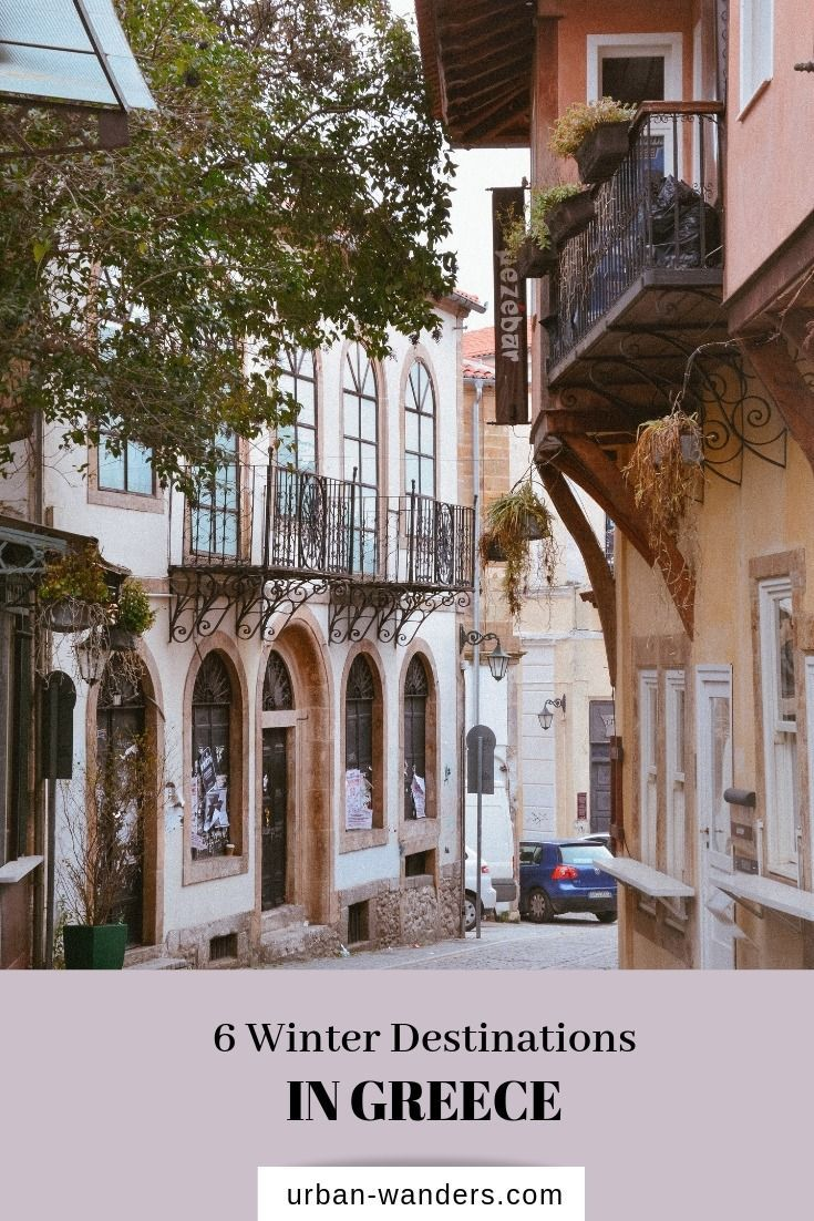 6 Winter Destinations near Thessaloniki #visitgreece
