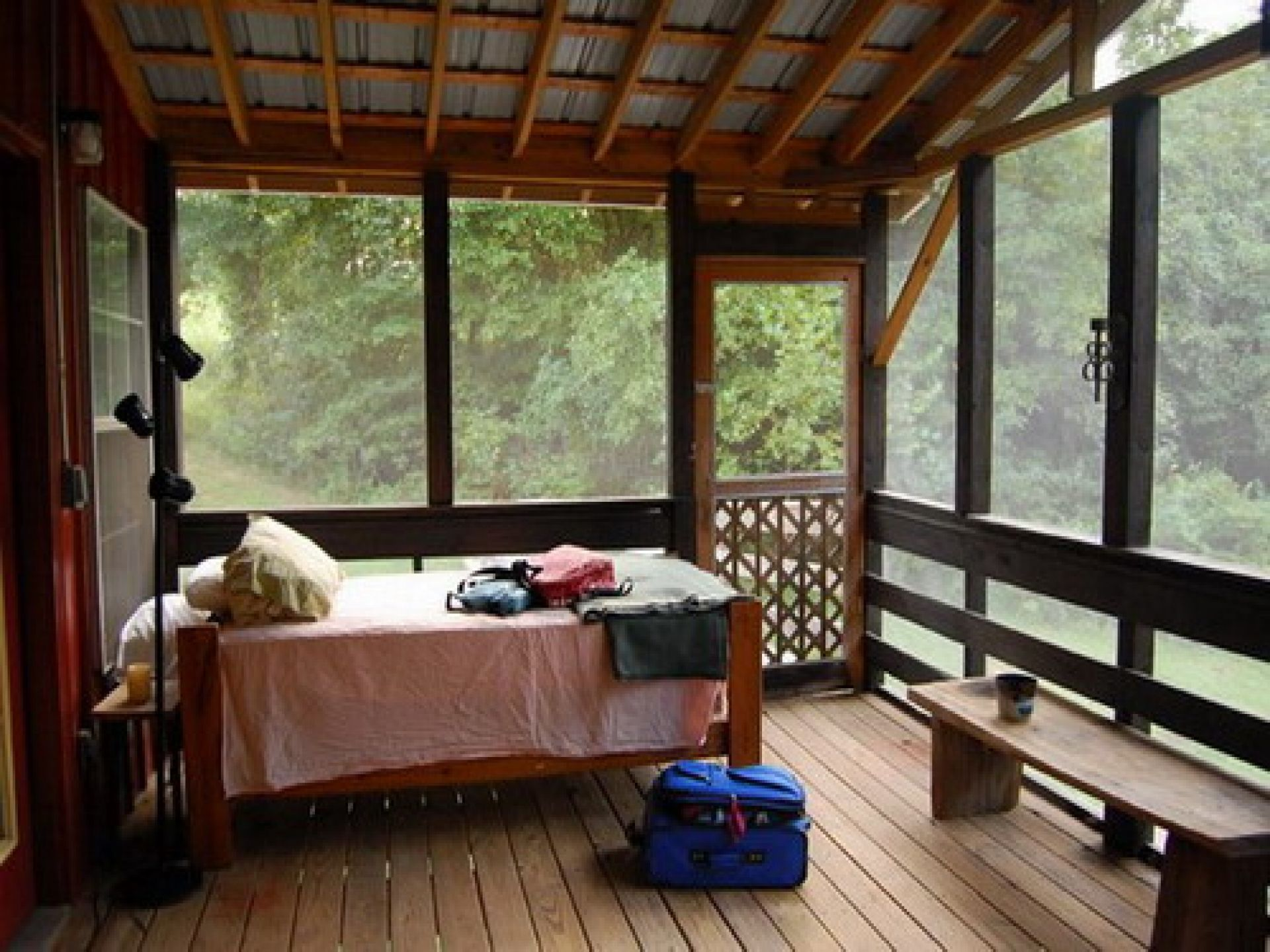 screened in porches interior designs google search - Screened In Porch Ideas Design