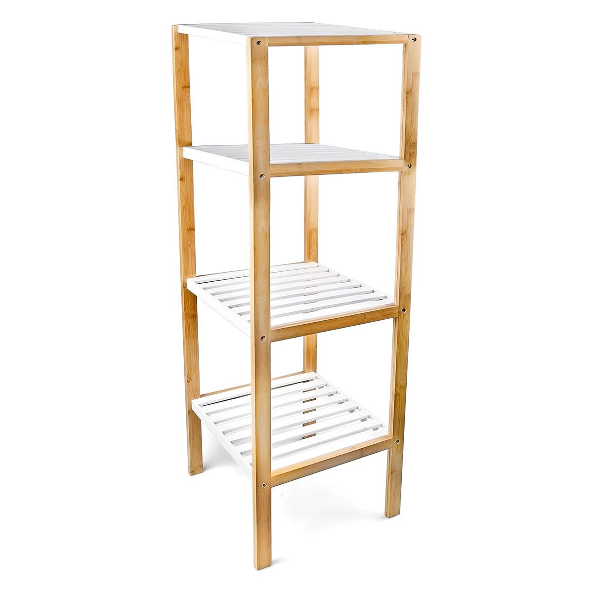 Regal Bambus Mit 4 Ablagen Schlafzimmer Einrichten Schlafzimmer Ideen Zimmer