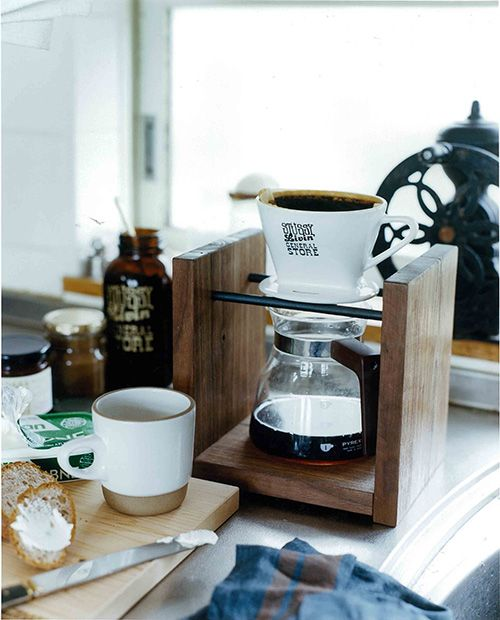 写真4 23 中目黒1ldk Apartments にstussy Livin General Storeの限定ショップ コーヒー ドリップスタンド キャンプコーヒー