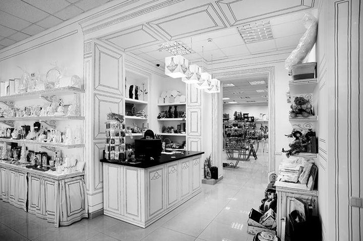 Gift Shop By Studio Belenko Odessa Ukraine Retail Design Blog