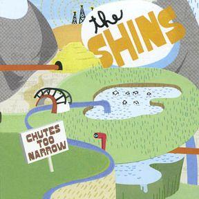Chutes Too Narrow The Shins Indie Rock Album Covers