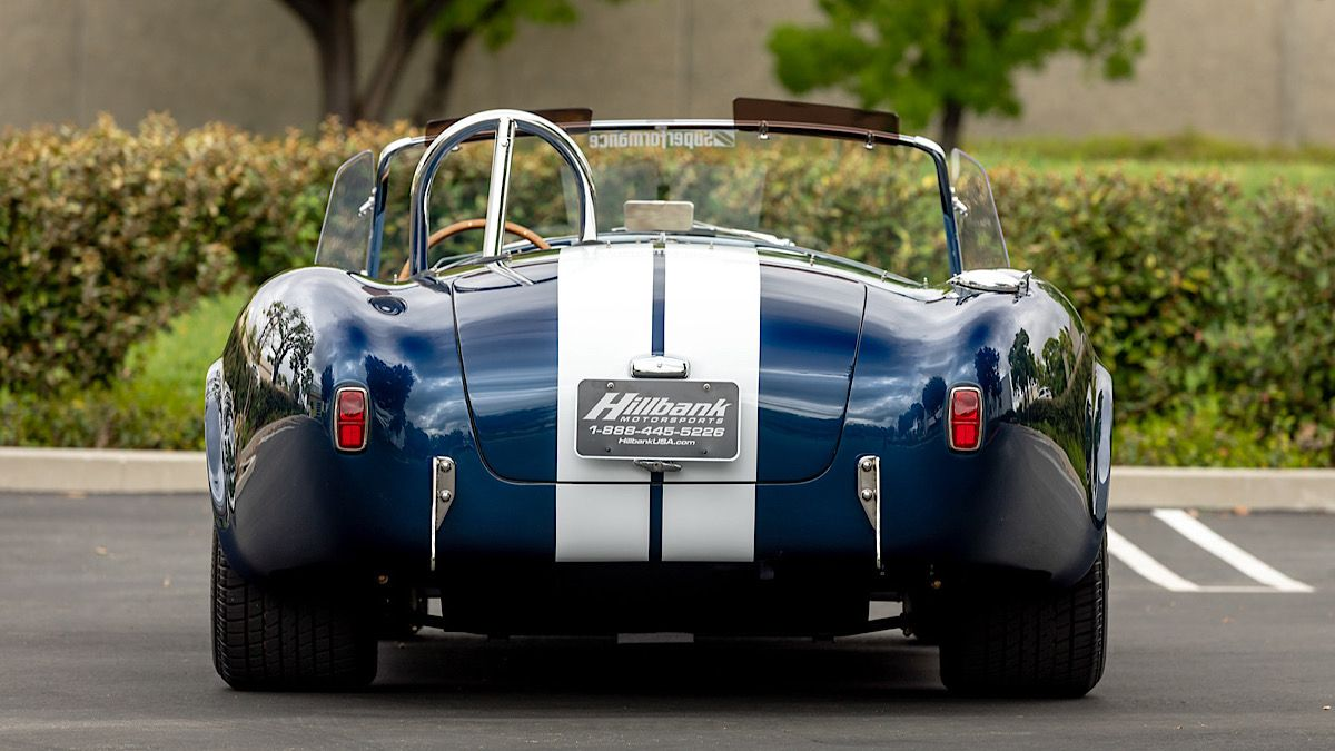 Win A 2019 427 Superformance Cobra In 2020 Shelby Cobra Daytona
