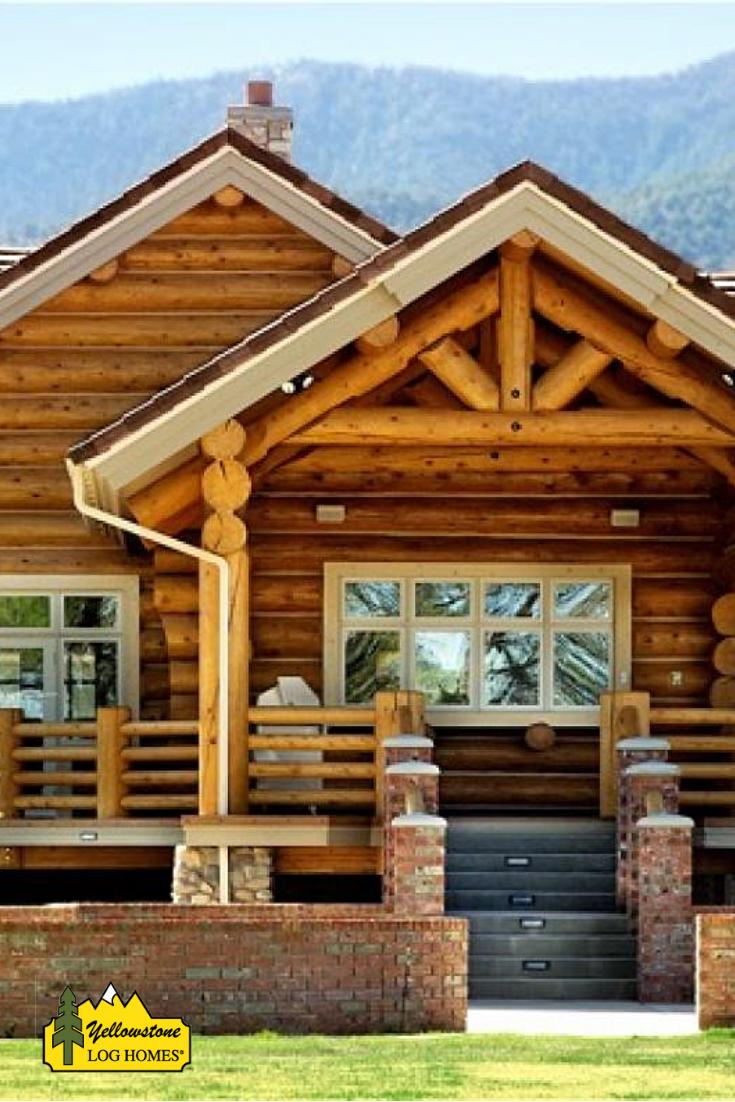 Exteriors Log Homes Exterior Log Homes Log Cabin Homes
