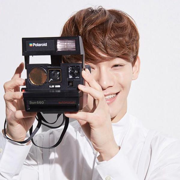 [UPDATE] 150212 exo.mcmworldwide Instagram :  Chen