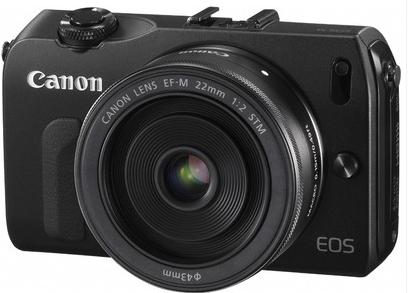 Flat 45% Off On Canon EOS-M Mirrorless Camera