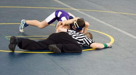 pin on everything wrestling