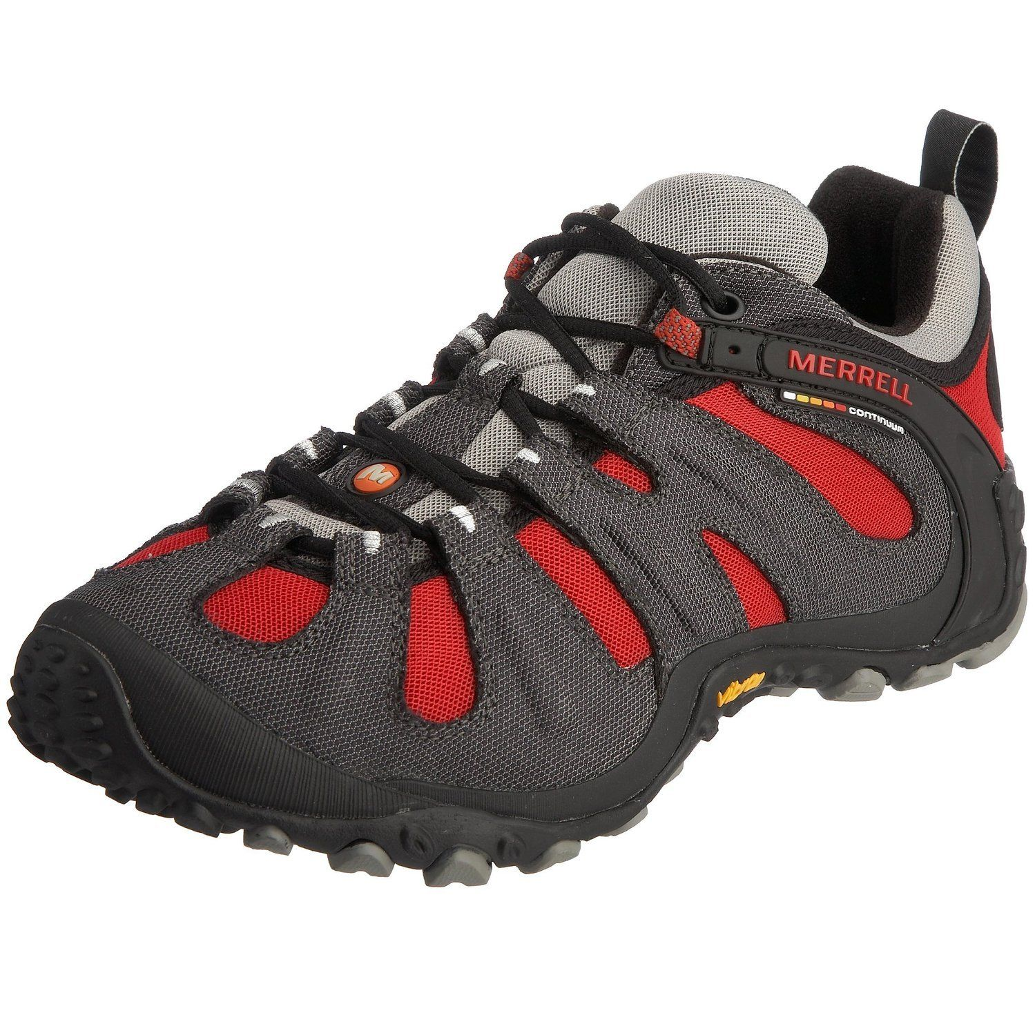 big sale 0138b b72df Brand New Merrell Chameleon Wrap Slam Mens Shoes Footwear Walking  Charcoal Red UK 7-14  Amazon.co.uk  Shoes   Bags