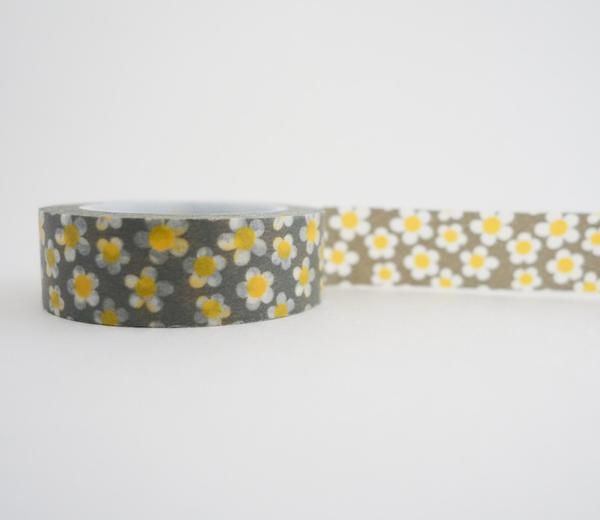 Single roll of washi masking tape with airmail stamps pattern. Great for travel journals, scrapbooking, gift wrapping, decorating cards and envelopes and more!